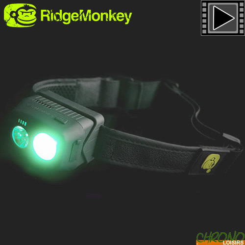 Usb Frontale Rechargeable Lampe 300 Qrdeexocbw Ridgemonkey Vrh DYHbEIeW29