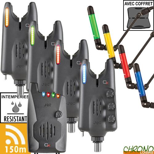 JRC Radar Cx Alarme Set avec récepteur et HARD CASE