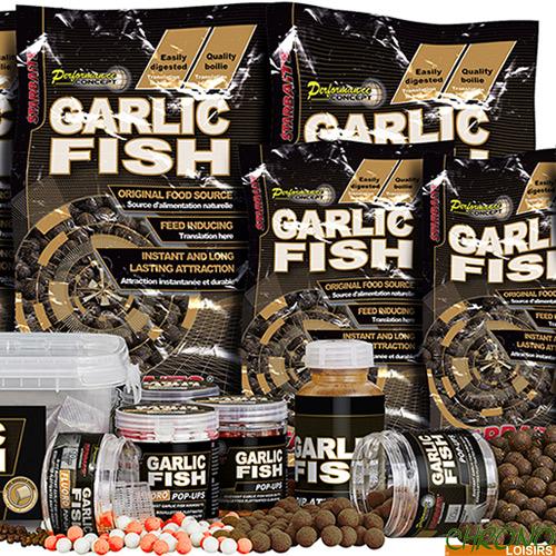 Starbaits Performance Concept Garlic Fish Pop Up 14mm