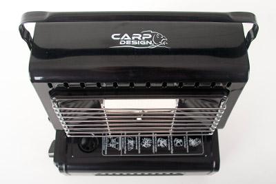 Carp Design Portable Heater Stove Pack 4 Gaz
