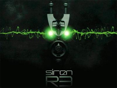 Nash Siren R3 Green Alarm
