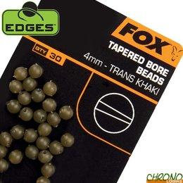 Fox Edges Hair Braid Haarvorfachmaterial braun 10 m